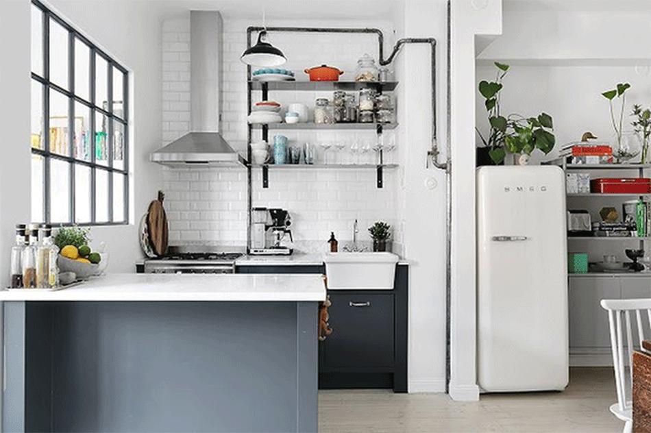 cải tạo nhà bếp nhỏ