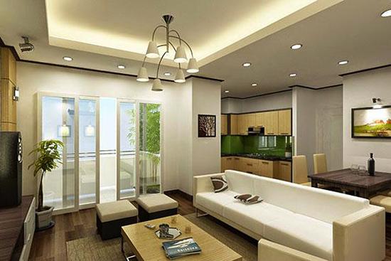 thiết kế nội thất cải tạo nhà cũ 6