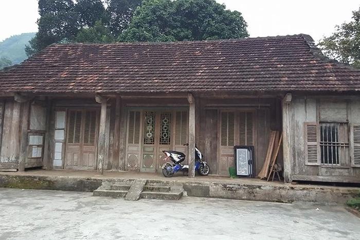 cải tạo nhà gỗ 3 gian 4