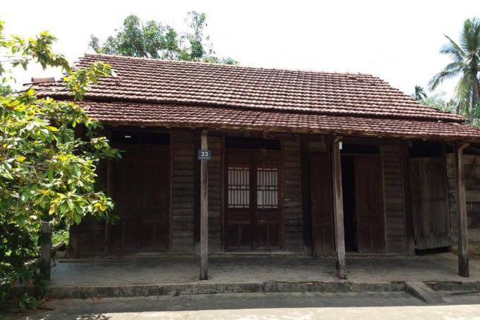 cải tạo nhà gỗ cũ