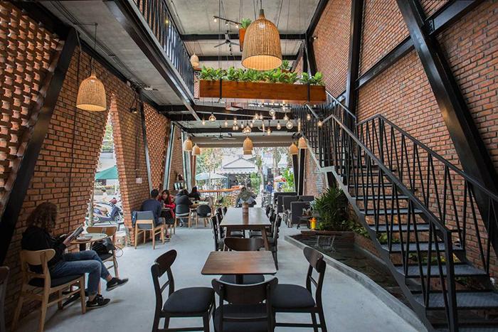 cải tạo quán cafe nhà phố 1