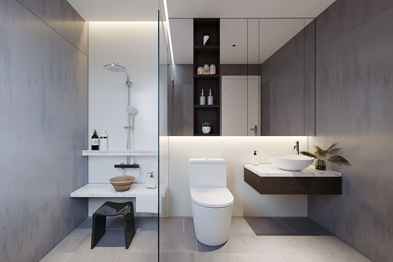 cải tạo nhà vệ sinh nhỏ
