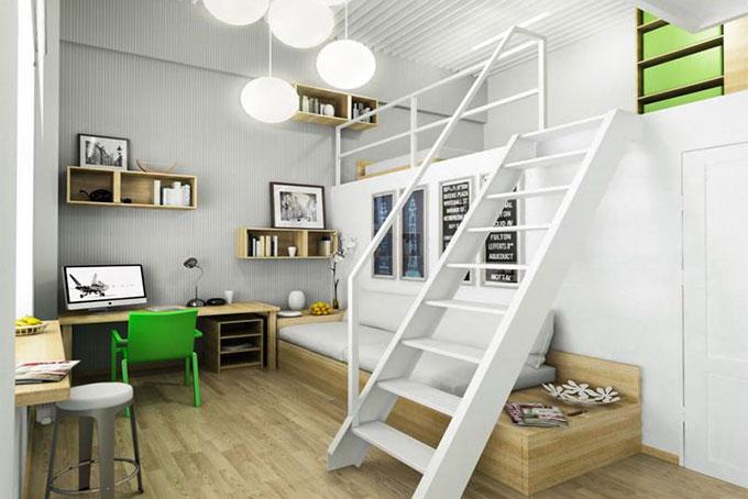 cải tạo nội thất nhà cấp 4 với vật liệu tiết kiệm
