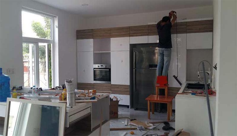 cải tạo nội thất nhà ống cấp 4