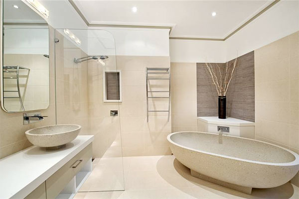 cải tạo phòng tắm đẹp