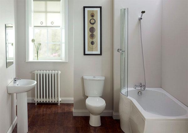 cải tạo phòng tắm tươi sáng hơn