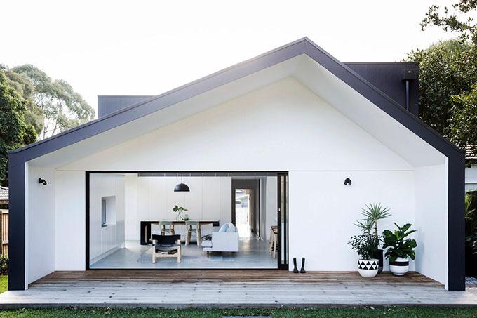 mẫu cải tạo nhà cấp 4 đơn giản hiện đại