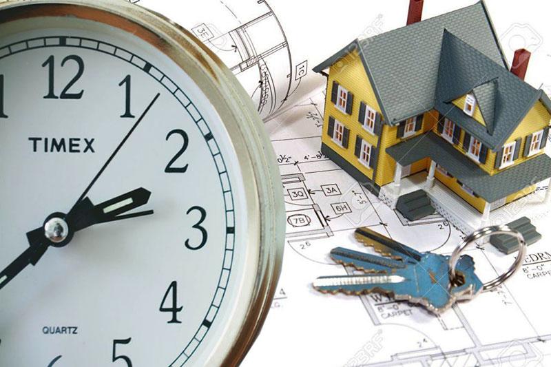 thời gian thi công cải tạo nhà cấp 4