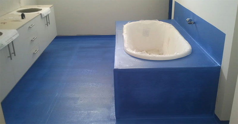 xử lý chống thấm nhà vệ sinh trước khi ốp lát