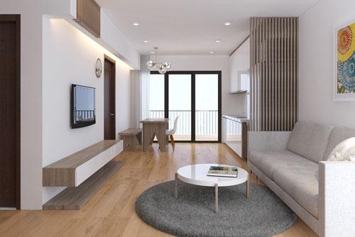 cải tạo chung cư tại hà nội