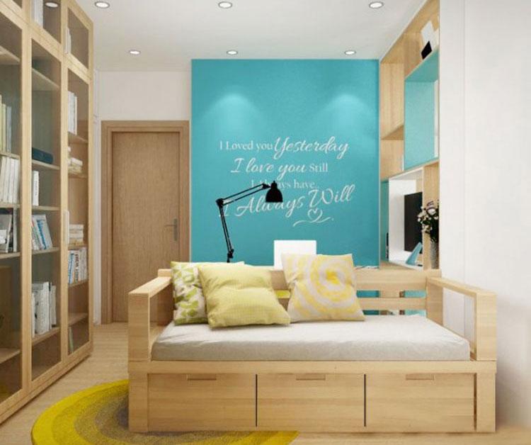 cải tạo không gian nhà nhỏ