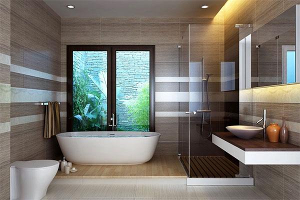 cải tạo nhà vệ sinh thành phòng ngủ đẹp