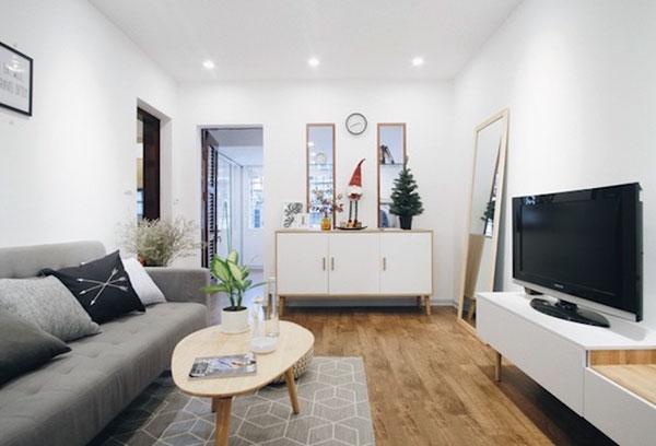cải tạo tường và sàn cho căn hộ chung cư cũ