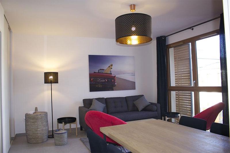 kết hợp ánh sáng nội thất