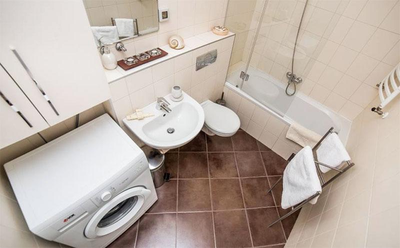 kiểm tra cải tạo lại khu vệ sinh nhà chung cư 60m2