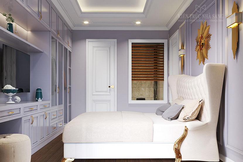 phòng ngủ tân cổ điển 1