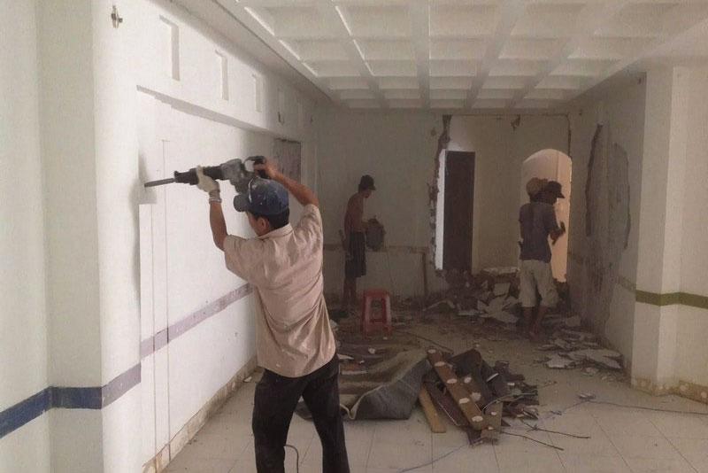 thi công cải tạo căn hộ chung cư