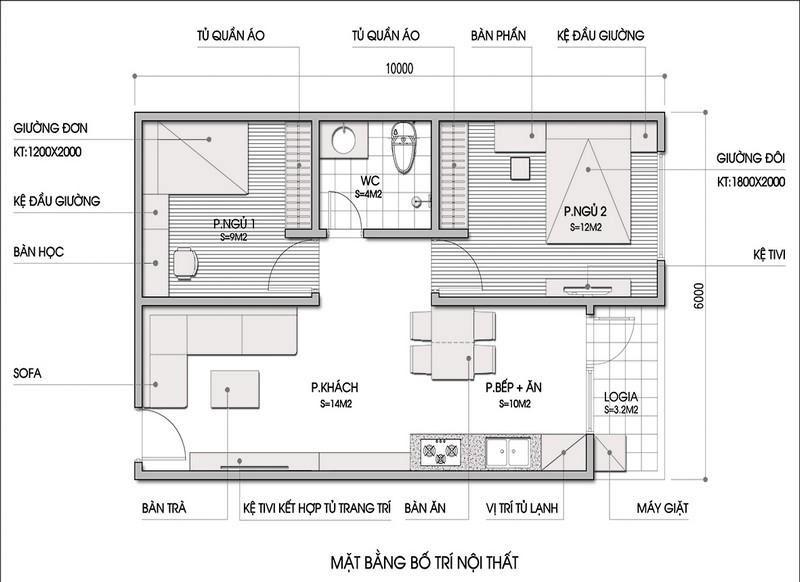 thiết kế cải tạo chung cư trước khi tiến hành thi công
