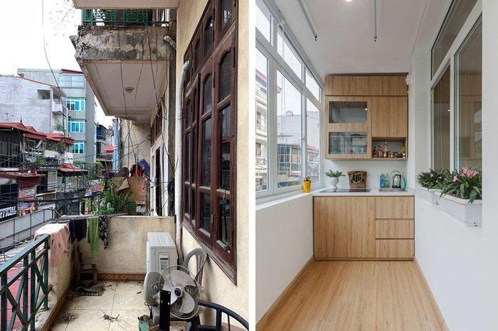 cải tạo nhà đẹp giá tốt tại Hà Nội