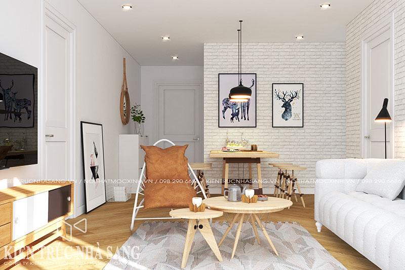 có nên thuê thiết kế nội thất chung cư không