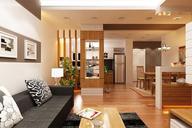 thiết kế nội thất có vai trò rất quan trọng trong cuộc sống