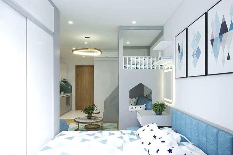 ý tưởng thiết kế nội thất cho căn hộ nhỏ 30m2
