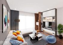 mẫu thiết kế nội thất phòng khách đẹp nhất