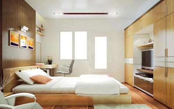 msu thiết kế phòng ngủ nhỏ hiện đại