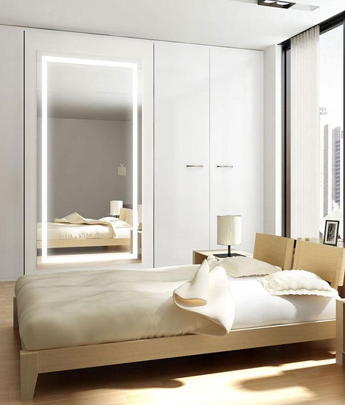 sử dụng đồ nội thất có thiết kế đơn giản cho không gian nhỏ
