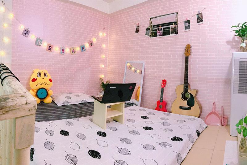 trang trí nội thất phòng trọ