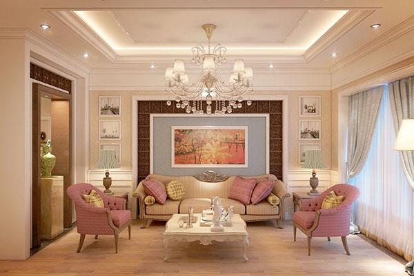 lựa chọn đồ nội thất kiểu Pháp