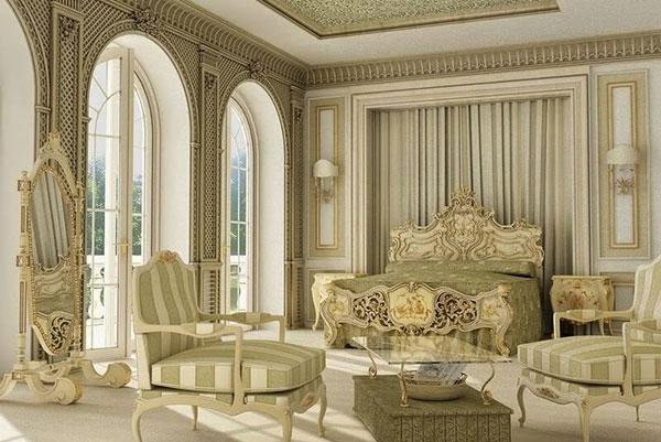 lưu ý khi thiết kế nội thất theo phong cách Pháp