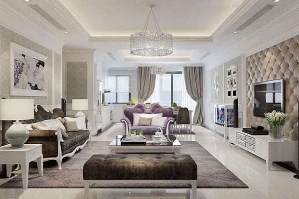 thiết kế nhà theo phong cách cổ điển