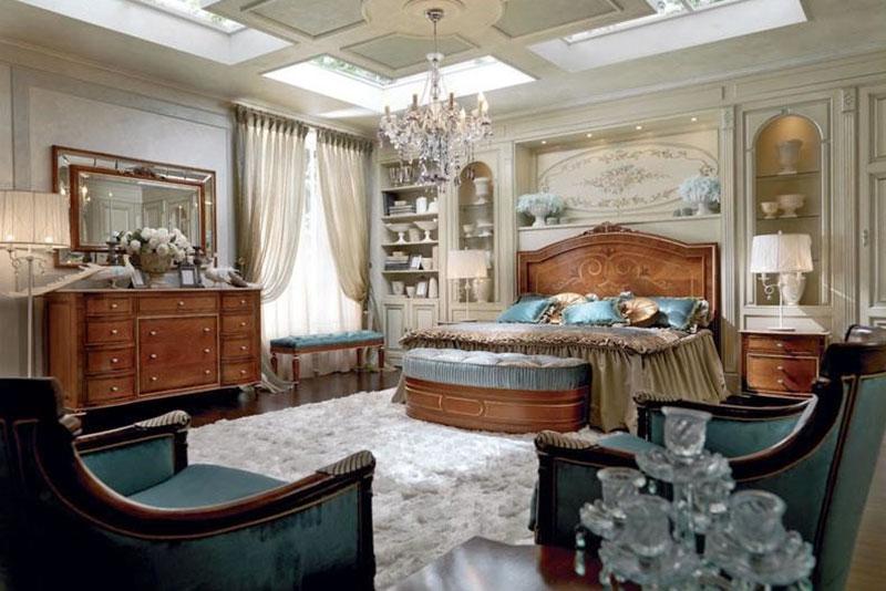 thiết kế nội thất phong cách Ý