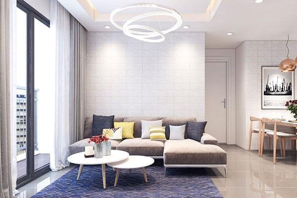 ý tưởng thiết kế nội thất chung cư mở