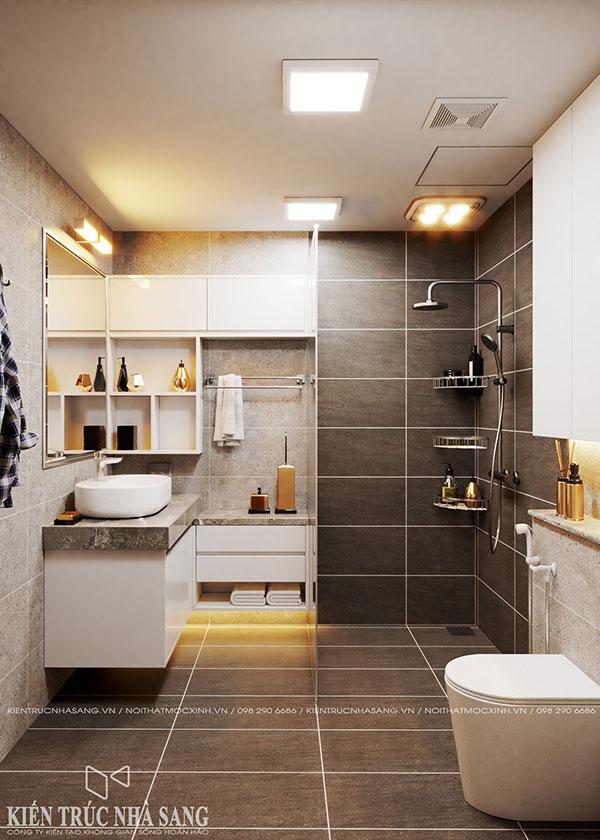 chú ý thiết kế ánh sáng cho nội thất