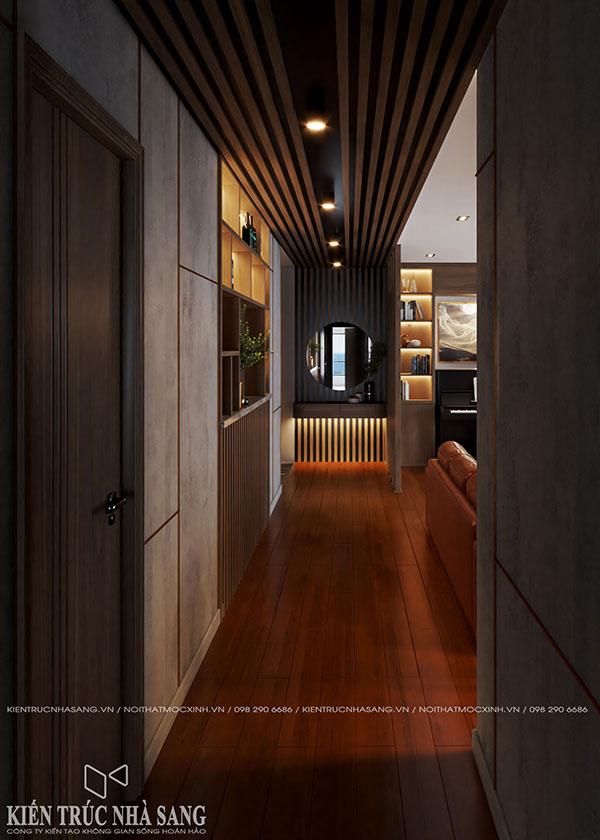 lưu ý khi thiết kế nội thất cần tối ưu không gian sống