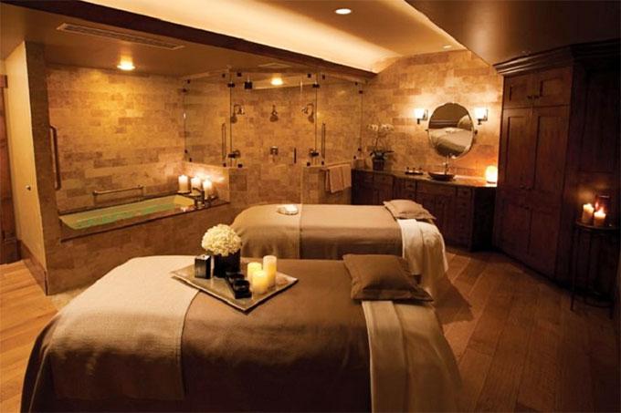 thiết kế nội thất cho khách sạn chuyên sắc đẹp