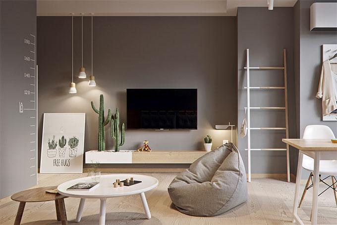 nội thất mộc xinh là đơn vị chuyên thiết kế nội thất uy tín chất lượng