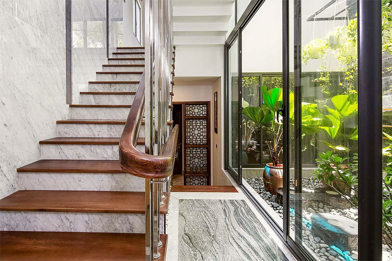 thiết kế nội thất không gian giao thông có vai trò rất quan trọng