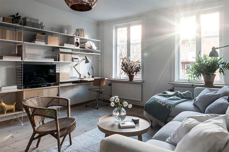 thiết kế nội thất phải lựa chọn từng món đồ thật kỹ lưỡng