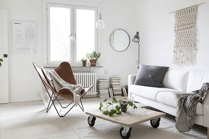 thiết kế nội thất tận dụng tối đa mọi không gian đặc biệt là chiều cao