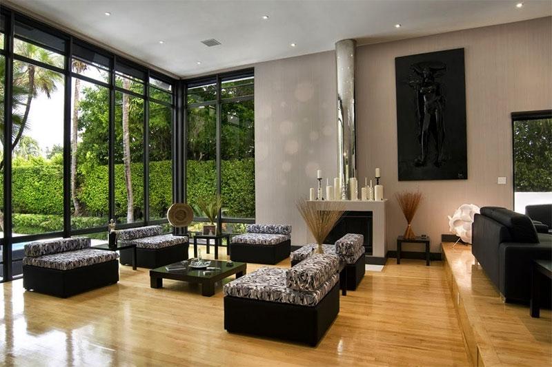 ưu điểm của thiết kế nội thất không gian mở