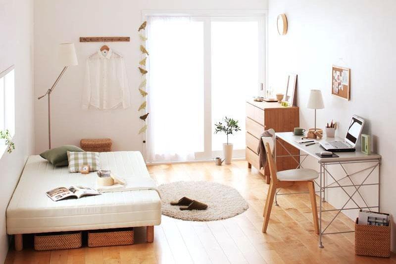 nội thất sử dụng mây tre đan