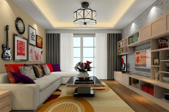 ưu điểm khi thiết kế nội thất