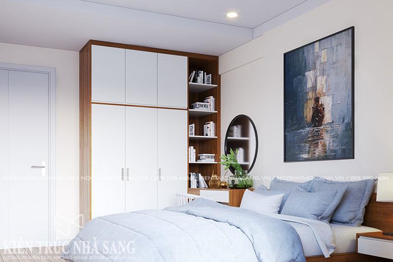 mẫu phòng ngủ hiện đại đơn giản giá hợp lý