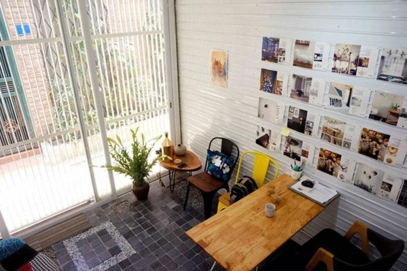 mẫu thiết kế nội thất thông minh nhà 19m2