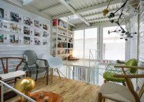 thiết kế nội thất nhà 19m2 đơn giản