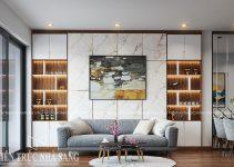 thiết kế nội thất nhà 3 tầng 1 tum đẹp hiện đại
