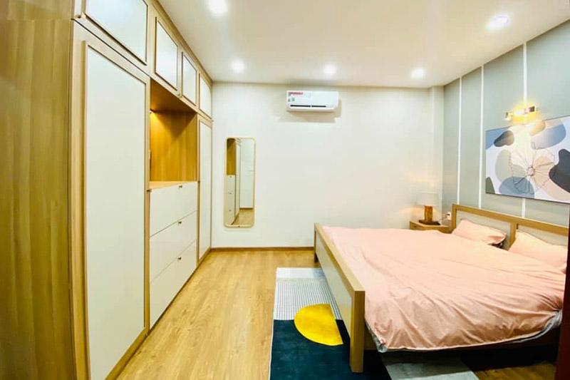 mẫu phòng ngủ hiện đại nhà 5x15m